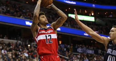 Shaq compliments Wizards' Kelly 'E-Bro' Oubre