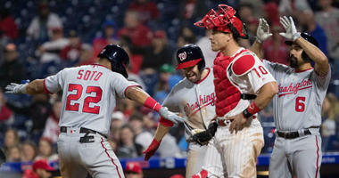 Nats GM: The NL East is 'gonna be a meat grinder the whole way'