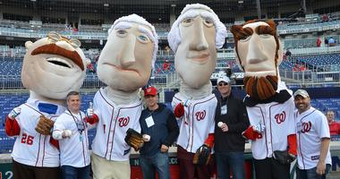 Listen to 106.7 The Fan to win tickets to Fan Day at Nats Park.