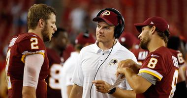 Redskins promote Kevin O'Connell to offensive coordinator