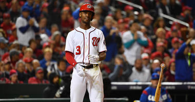 Nationals win arbitration case against Michael A. Taylor