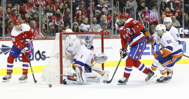 'No panic' from Capitals despite five-game losing streak