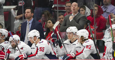 Can the Capitals bounce back and beat Hurricanes in Game 4?