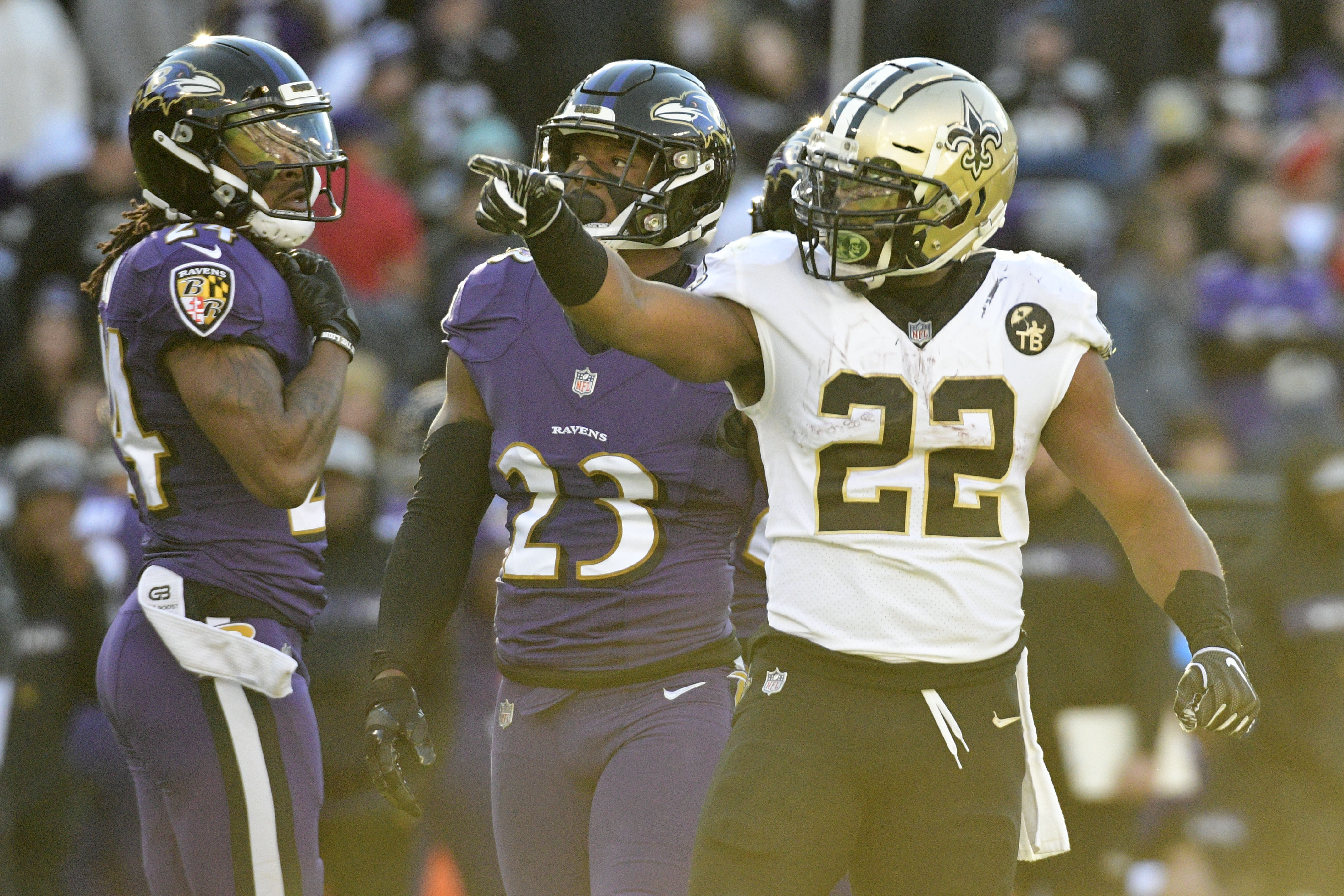 Mark Ingram Possible Fit With Baltimore  c69a26f27
