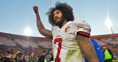 Ravens Warned By Military Not To Sign Colin Kaepernick