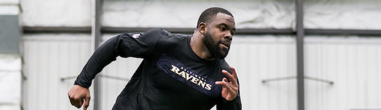 Ravens Players Return for Offseason Workouts