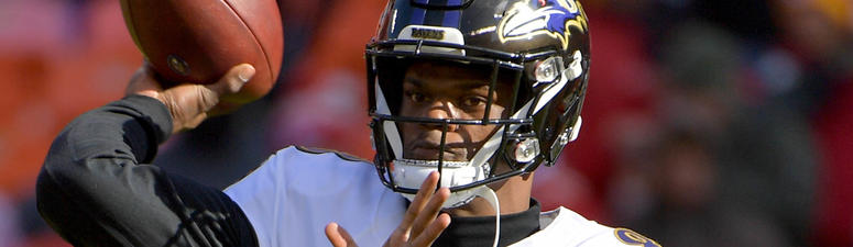 Ravens Name Jackson Starter, Flacco to Backup