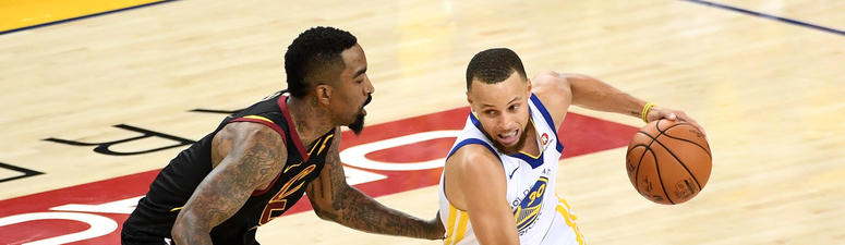 J.R. Smith Pulled Off the Ultimate Choke Job
