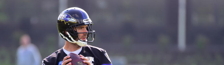 Joe Flacco Will Plan Workouts With Receivers