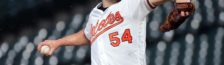 Orioles P Andrew Cashner Joins The Big Bad Morning Show