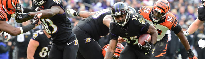 Studs and Duds From the Ravens' Week 11 Win Over the Bengals