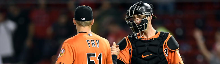 Orioles Split Doubleheader with Boston