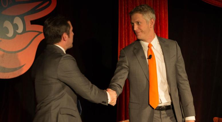 Orioles Introduce New GM Mike Elias