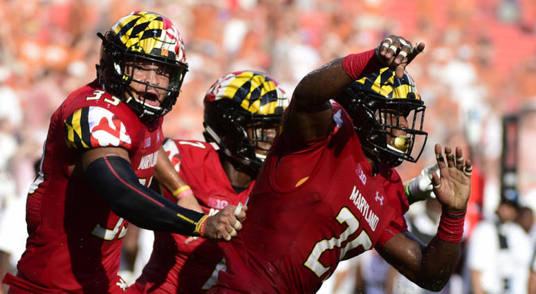 Maryland Sitting Just Outside of AP Top 25 With 2-0 Start