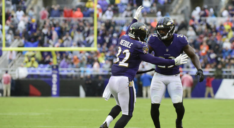 Ravens Overcome Slow Start, Handle Broncos 27-14