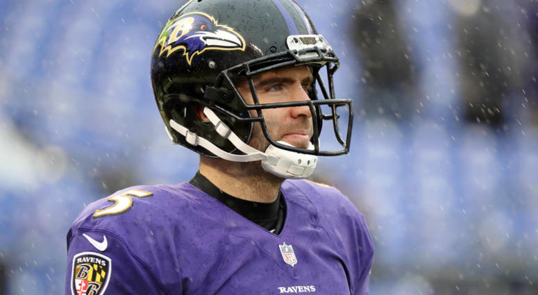 For Eric DeCosta, Getting a Fourth-Round Pick for Joe Flacco is a Success