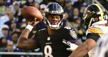 Should Lamar Jackson Get More Playing Time?
