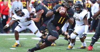 The Terps Prepare for Texas This Saturday at FedEx Field
