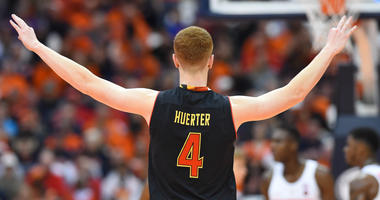 Terps' Kevin Huerter Officially Heading to NBA Draft
