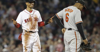 Orioles Continue Road Woes, Fall 6-2 in Boston