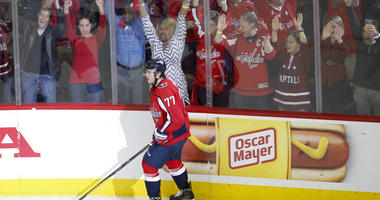 Oshie Nets Two as Capitals Force Game 7