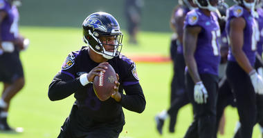 Lamar Jackson Given the Reigns in Final Minicamp Practice