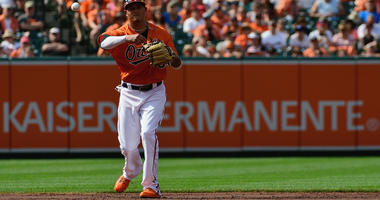 Manny Machado Leads AL Shortstops in All-Star Votes