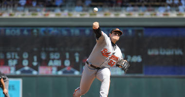 Orioles Swept in 10-1 Loss to Twins, Drop Sixth Straight Game