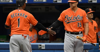 The Orioles' offense goes cold, lose second straight to Blue Jays, 4-1