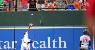 Orioles can not avoid sweep as they fall 4-1 to the Red Sox