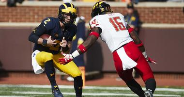 Maryland just could not keep up with the Wolverines offense