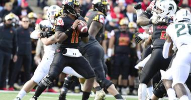 The Terps missed opportunities allow them to fall to the Spartans