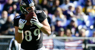 Not Just Kelce, But Ravens' Tight Ends Face Favorable Matchup