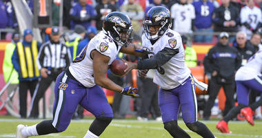 Kenneth Dixon's Late Season Emergence is Benefitting Ravens and Himself