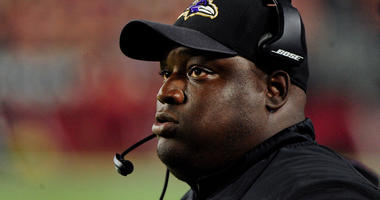 Ravens Running Backs Coach Thomas Hammock Garnering Coaching Interest From Alma Mater