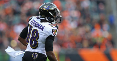 Breshad Perriman Signs With Washington Redskins