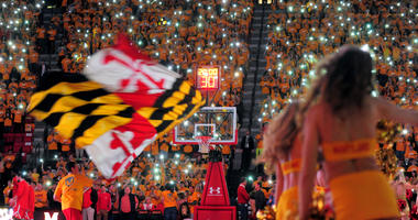 Maryland Hires Damon Evans as New AD