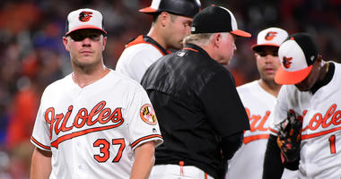 Orioles Lose 16-5 to Mets