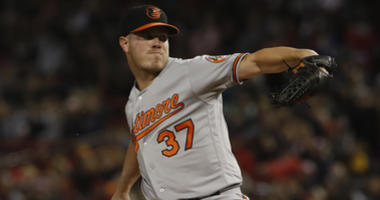 Bundy Rocked by Boston as O's Fall