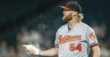 O's Lose to Mariners, 5-2