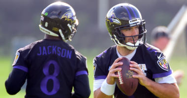 Could Flacco AND Jackson work?