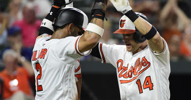 O's Get Payback on Pannone