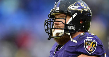 Ravens Give Marshal Yanda One Year Extension