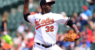 Sale Silences Orioles