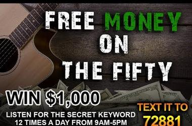 Free Money On :50