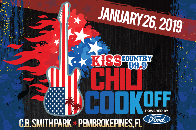 KISS Country Chili CookOff 2019