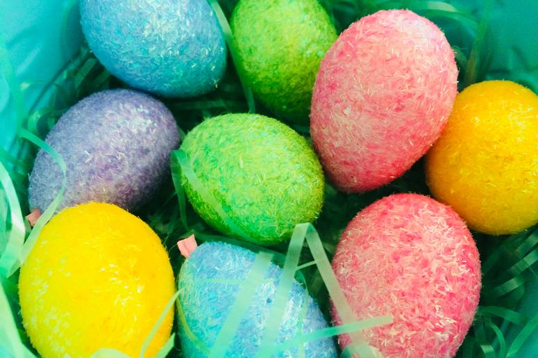 Easter From A Child's Point Of View