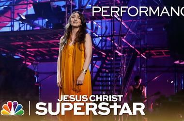 """I Don't Know How to Love Him"": Sara Bareilles - Jesus Christ Superstar Live in Concert"