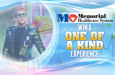 Win a One of a Kind Experience with Elton John!