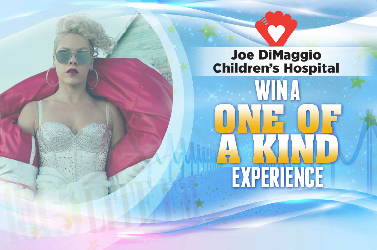 Win a One of a Kind Experience with PINK